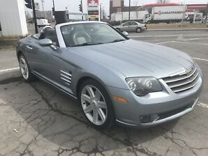 Chrysler Crossfire Limited convertible 2005