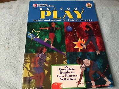 Outdoor Play: Sports Games for Kids All Ages Complete Guide Moshien Homeschool - Outdoor Sports Games For Kids