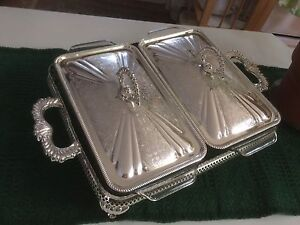 Assorted (Real) Silver Metalware