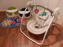 Baby seats, rocker and play mat Balranald Murray-Darling Area Preview