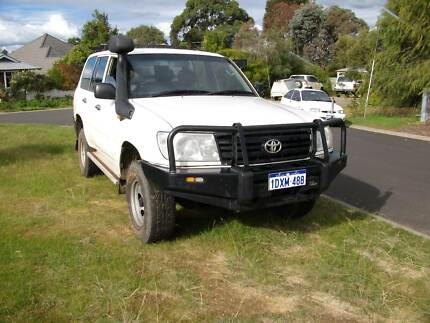 2005 Toyota LandCruiser Wagon Kirup Donnybrook Area Preview
