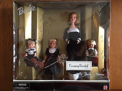 Barbie Evening Recital Gift Set, New In Box