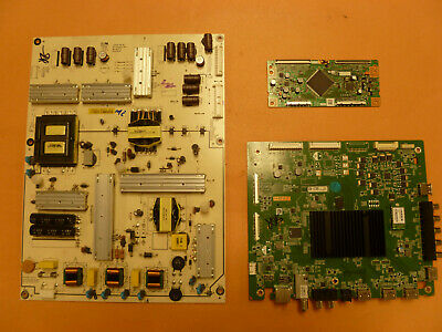 VIZIO LED TV COMPLETE PARTS REPAIR SET Power+Main+T-Con Board FROM E70-C3