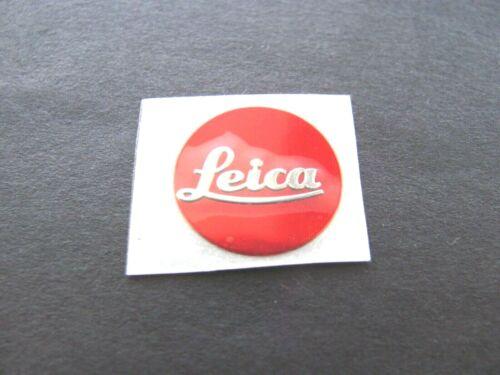 NEW LEICA METAL DECAL STICKER RED DOT 15MM