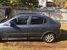 2001 Manual Holden Astra Cessnock Cessnock Area Preview
