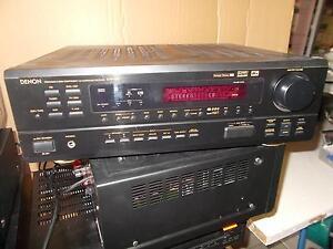 DENON SUROUND RECIEVER AMP AVR1602 Applecross Melville Area Preview