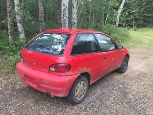 1998 Pontiac Firefly