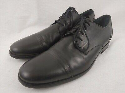 Calvin Klein Men's Connor Oxford Shoes Black Size 11