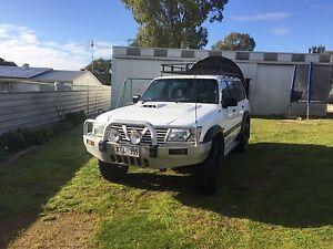 2000 Nissan Patrol Wagon Murray Bridge Murray Bridge Area Preview