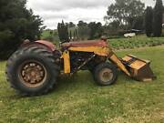 Massey Ferguson 65 tractor with front end loader Littlehampton Mount Barker Area Preview