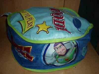 Disney Pixar Toy Story Sitz, Aufblasbar, Sitzhocker, 2-tlg, Hülle + Luftkissen ()