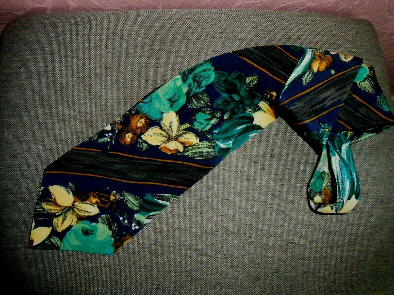 cravate 100% soie marque artesie paris neuve