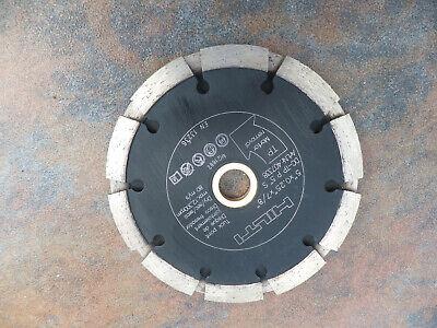 Open Box Hilti 5x.25x78 Dc-tp 5 S 407338 Tp Mortar Removal Sandwich Blade