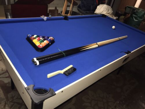 pool table 6ft By 3ft