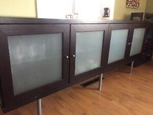 Ikea Sideboard / Hutch / cabinet