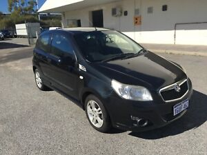 2010 Holden Barina Auto ONE owner hatchback O'Connor Fremantle Area Preview