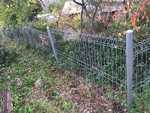 Galvanised Garden/Pool fencing Deakin South Canberra Preview
