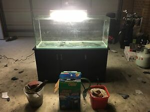 4 foot aquarium with stand Maidstone Maribyrnong Area Preview