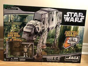 Star Wars Saga Collection Endor AT-AT