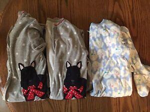 Size 7 onesies