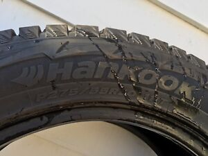 Pneus hiver/Winter Tires