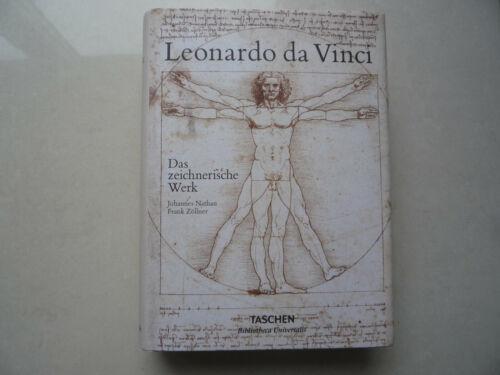 Leonardo da Vinci. Das zeichnerische Werk Frank Zöllner Johannes Nathan Neu