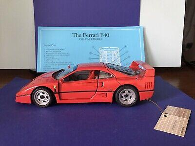 Franklin Mint 1989 Ferrari F40