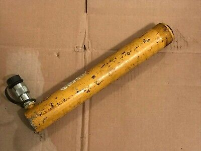 Enerpac Rc1012 Hydraulic Cylinder 10 Ton 12 In Stroke