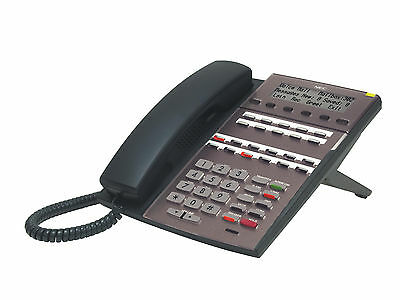 Nec 1090020 Dsx 22b Display Tel Bk Phone Dx7na-22btxh Refurbished Year Warranty