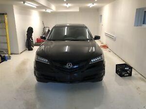 2016 Acura TLX SH-AWD tech    $301 / 2 sem