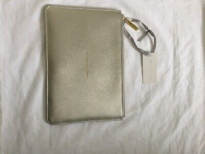 katie loxton pouch In Silver