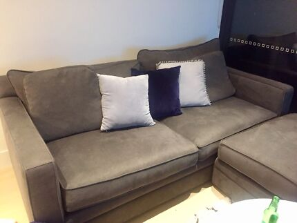 anderson mk ii 3 seater sofa and matching ottoman freedom