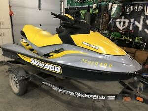 2007 SEADOO GTI SE 155 -Comes with Aluminum Lift