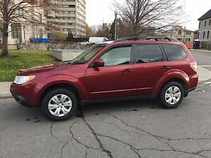 2009 Subaru Forester 4 Cylindres Traction Intégrale