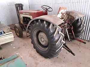 International tractor runs great Ashton Adelaide Hills Preview