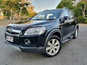 *** 7 SEATER TURBO DIESEL CAPTIVA- PERFECT FOR THE GROWING FAMILY! Camira Ipswich City Preview