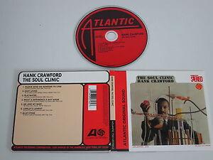 HANK-CRAWFORD-THE-SOUL-CLINICA-ATLANTIC-7567-80758-2-CD-ALBUM