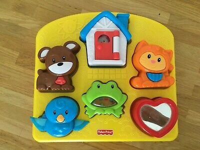 Babyspielzeug Babypuzzle Fisher-Price (Fisher Price Baby Spielzeug)