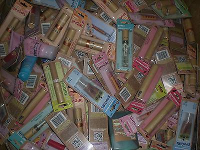 GeoGirl Makeup Cosmetics Mixed Lipgloss Shadow Mascara Wholesale Resale 100 Lot
