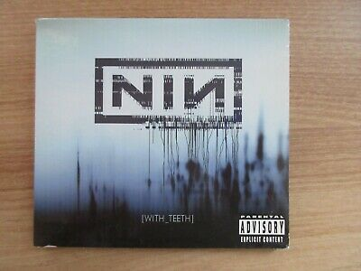 Nine Inch Nails – With Teeth Rare Korea Orig CD Digipack