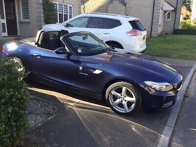 2010 BMW Z4 SDRIVE23I M SPORT