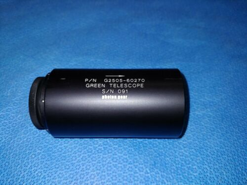 Photon Gear G2505-60270 Green Telescope Agilent DNA Microarray Scanner