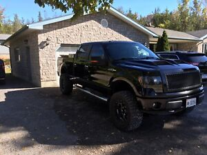 LIFTED 2013 F-150 FX4 Pickup Truck