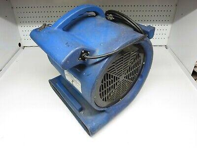 Dayton 4xle2 Carpet Dryer Floor Blower 1 Hp 3-speed Commercial Industrial Fan