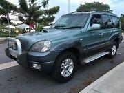 06 T/Diesel Hyundai Terracan 4X4 Manual 7Seat6M Rego & Rwc $5700 Rocklea Brisbane South West Preview