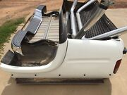 2000 Hilux rear Tub Culcairn Greater Hume Area Preview