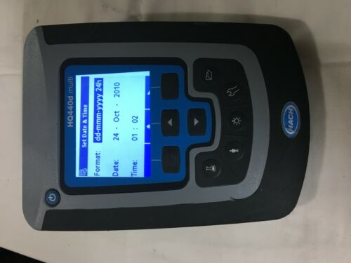 HACH HQ440D Laboratory Dual Input, Multi-Parameter Meter