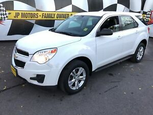 2014 Chevrolet Equinox LS, Automatic, Power Group, AWD