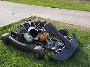 2010 CRG Black Diamond go kart with 100j McGraths Hill Hawkesbury Area Preview