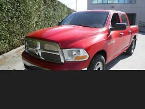 2010 Dodge Ram 1500 Crew Cab 4WD Short Box Hemi